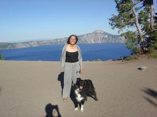 taken at Crater Lake