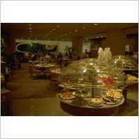 Hilton buffet