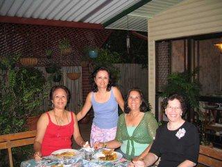 Jean, Joan, Joy and Margo